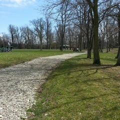 Photo taken at Delaware Park by David M. on 4/14/2013