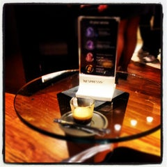 Photo taken at Nespresso Boutique by Francesca M. on 1/7/2013
