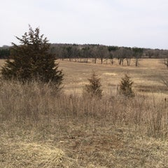 Photo taken at Lapham Peak Unit, Kettle Moraine State Forest by Richard R. on 4/5/2015