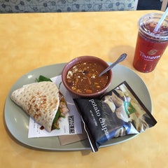 Photo taken at Panera Bread by Charles H. on 11/19/2014