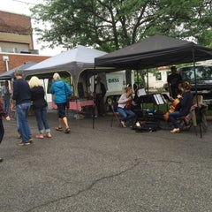 Photo taken at Oberlin Farmers Market by Edsel L. on 6/13/2015