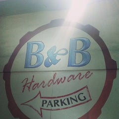 Photo taken at B & B Hardware by Lisha R. on 8/4/2013
