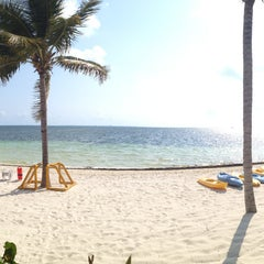 Photo taken at Temptation Resort & Spa Cancun by Dana K. on 5/14/2013