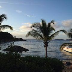 Photo taken at Bolongo Bay Beach Resort by Barbara M. on 10/9/2013