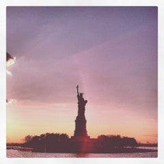 Photo taken at New York Harbor by Grier P. on 6/19/2013