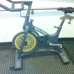 Photo taken at SoulCycle East 83rd by Yaira H. on 4/8/2013