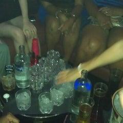 Photo taken at Vanity Nightclub VIP Room by Derrick D. on 9/22/2012