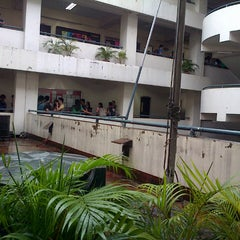Photo taken at PUP College of Engineering and Architecture by Raymond M. on 8/17/2013