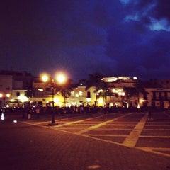 Photo taken at Plaza España by Ana C. on 10/6/2012