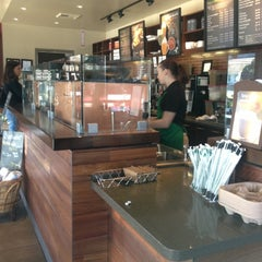 Photo taken at Starbucks by Charlotte S. on 10/6/2012