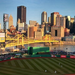 Photo taken at PNC Park by Sean on 4/3/2013