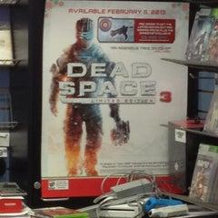 Photo taken at GameStop by Trevor L. on 1/27/2013