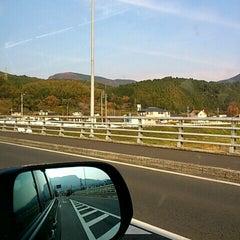 Photo taken at メルヘン大橋 by akkun311 on 11/25/2012