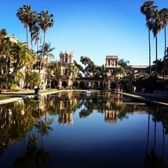Photo taken at Balboa Park by AJ M. on 6/14/2013