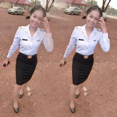 Photo taken at โรงเรียนชุมพลทหารเรือ (Naval Rating School) by Nattarika T. on 3/25/2015