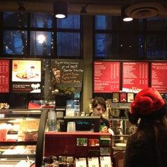 Photo taken at Starbucks by Jean P. B. on 12/15/2012