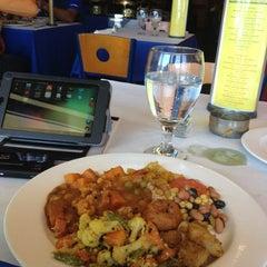 Photo taken at Rasoi Restaurant by Kevin V. on 4/6/2013