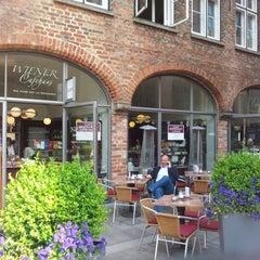 Photo taken at Wiener Caféhaus by j m. on 6/19/2013