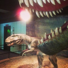 Photo taken at The Academy of Natural Sciences of Drexel University by Matt M. on 5/11/2013