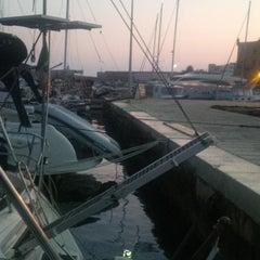Photo taken at Porto Turistico Marina Di Favignana by mario l. on 8/9/2015