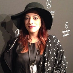 Photo taken at Mercedes-Benz Fashion Week by Debora W. on 2/21/2015