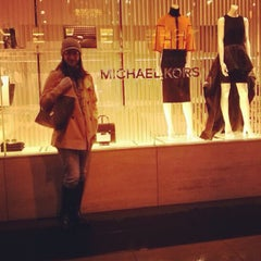 Photo taken at Michael Kors Collection by Sarah S. on 11/3/2013