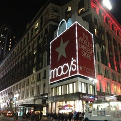 Photo taken at Macy's by Lara S. on 4/16/2013