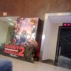 Photo taken at PVR Cinemas by Ishan M. on 12/26/2013