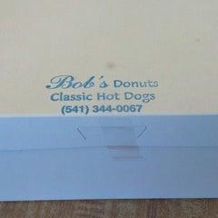Photo taken at Bob's Donuts by Thomas P. on 8/21/2013
