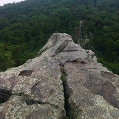 Photo taken at Rocks State Park by Victoria W. on 6/26/2013