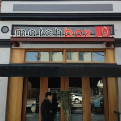 Photo taken at Matchbox Vintage Pizza Bistro by Kevy K. on 1/27/2013