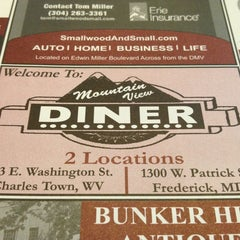 Photo taken at Mountain View Diner by LaChelle R. on 2/26/2013