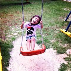 Photo taken at Playground - Condominio Morumbi Park by FranHaydin on 11/26/2012