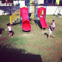 Photo taken at Playground - Condominio Morumbi Park by FranHaydin on 12/24/2012