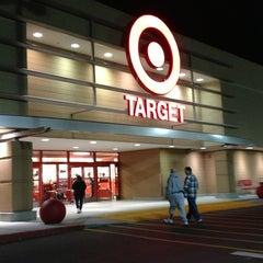 Photo taken at Target by JoJo L. on 1/8/2013