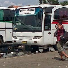 Photo taken at Terminal Leuwipanjang by Anang a. on 1/1/2013