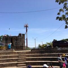 Photo taken at Cerro Espiritu Santo by Pablo R. on 3/17/2013