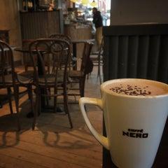 Photo taken at Caffè Nero by SocialMediaTodd S. on 11/22/2015