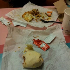 Photo taken at Taco Bell by Joseph B. on 2/3/2013