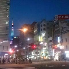 Photo taken at 大門 交差点 by w m. on 9/23/2015