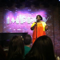 Photo taken at The Hollywood Improv by Ramon D. on 7/14/2013