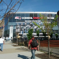 Photo taken at CONSOL Energy Center by Dee U. on 5/3/2013