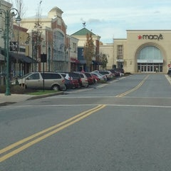Photo taken at Bowie Town Center by sneakerpimp on 10/27/2012