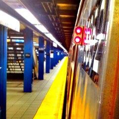 Photo taken at MTA Subway - Jay St/MetroTech (A/C/F/R) by Jeffrey P. on 6/16/2013