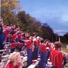 Photo taken at Farragut High School by Stephenie W. on 9/15/2012
