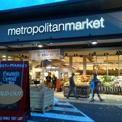 Photo taken at Metropolitan Market by Oleg M. on 10/13/2012