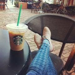Photo taken at Starbucks by Daniela M. on 3/20/2013