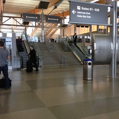 Photo taken at RDU - Terminal 2 by kim r. on 12/5/2012