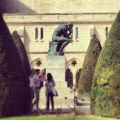 Photo taken at Musée Rodin by Conor on 4/14/2013
