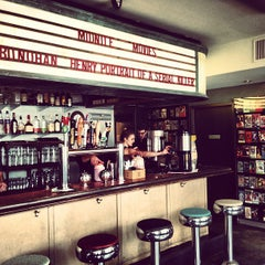 Photo taken at Nitehawk Cinema by Eric I. on 3/3/2013